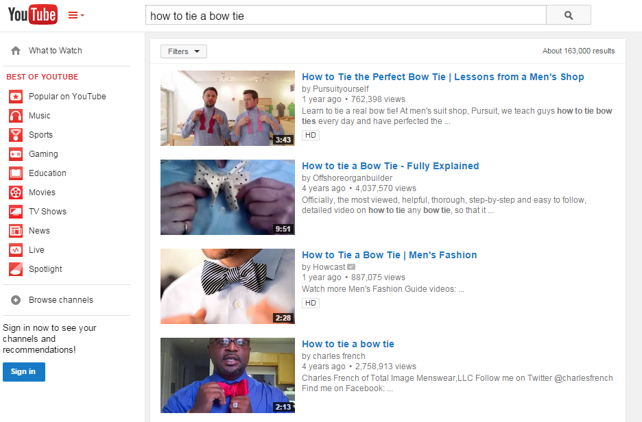 how to tie a bow tie video Search.png